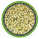 Wachtelfutter für Legehennen, Legehennenmischung aus Körnern und Soja Pellets Gentechnik frei 30 kg