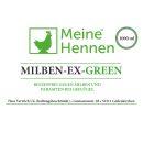 Milben-Ex-Green - 1000ml Milbenspray auf pflanzlicher Basis - gegen Vogelmilben und Parasiten bei Hühnern, Wachteln und Tauben - Effektive Milbenbekämpfung